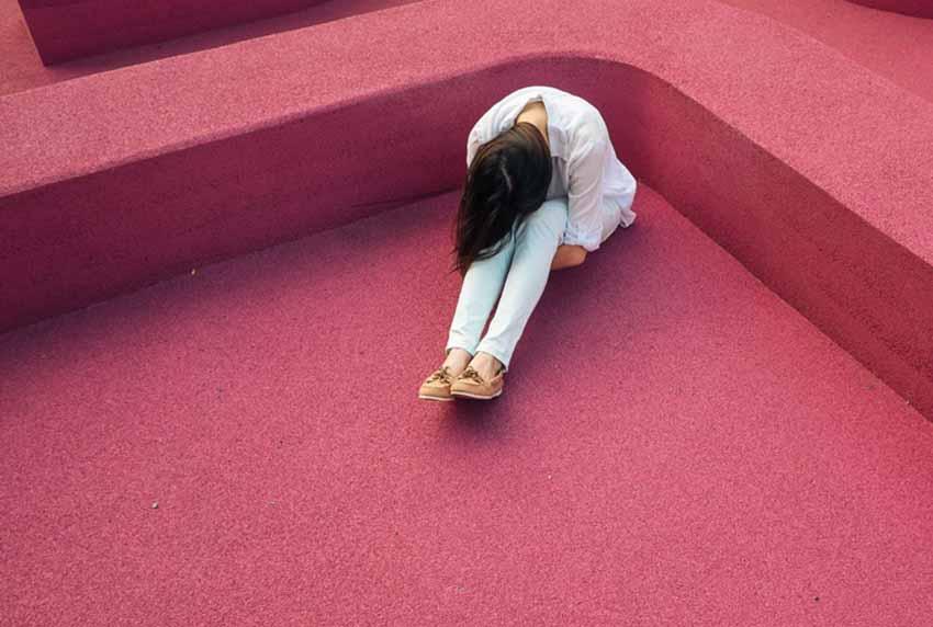 Am Boden zerstört nach der Diagnose Brustkrebs