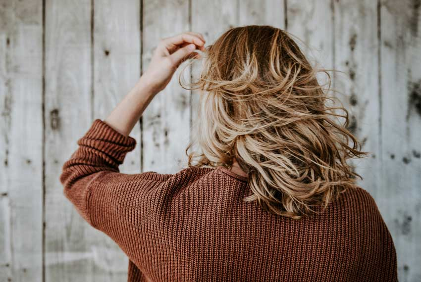 Infos bei Brustkrebs // Haut und Haar