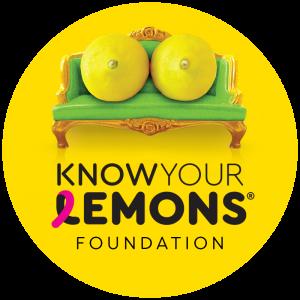 Infos bei Brustkrebs // Verbündete / Know your Lemons