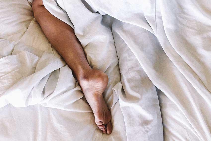 Infos bei Diagnose Brustkrebs // Yoga im Bett für die Tage, an denen man nicht so gut aus dem Bett kommt