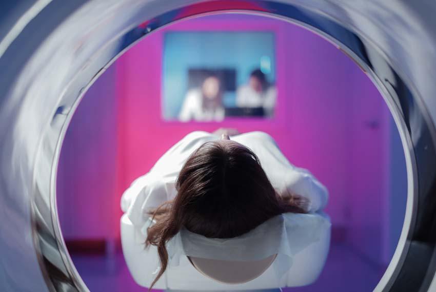 Infos bei Brustkrebs // Was passiert bei einer PET-Untersuchung?