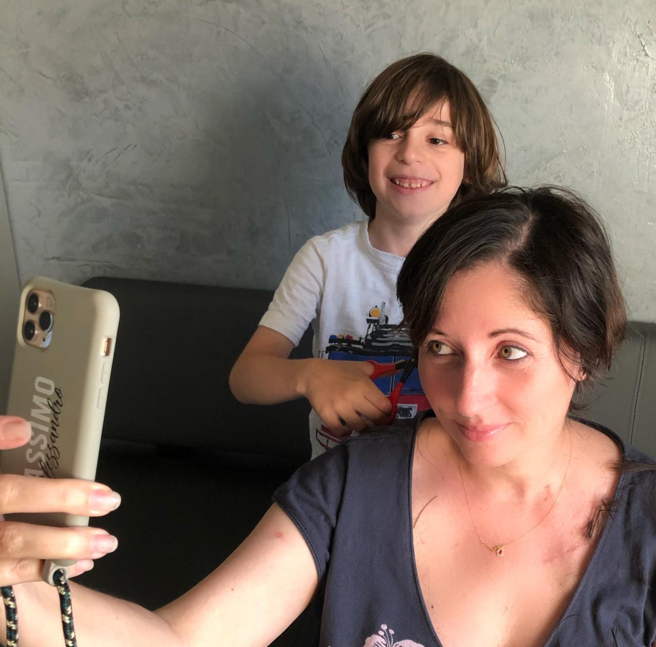 @glitzerstube berichtet, wie sie die Daignose Krebs ihrem Sohn erzählt hat