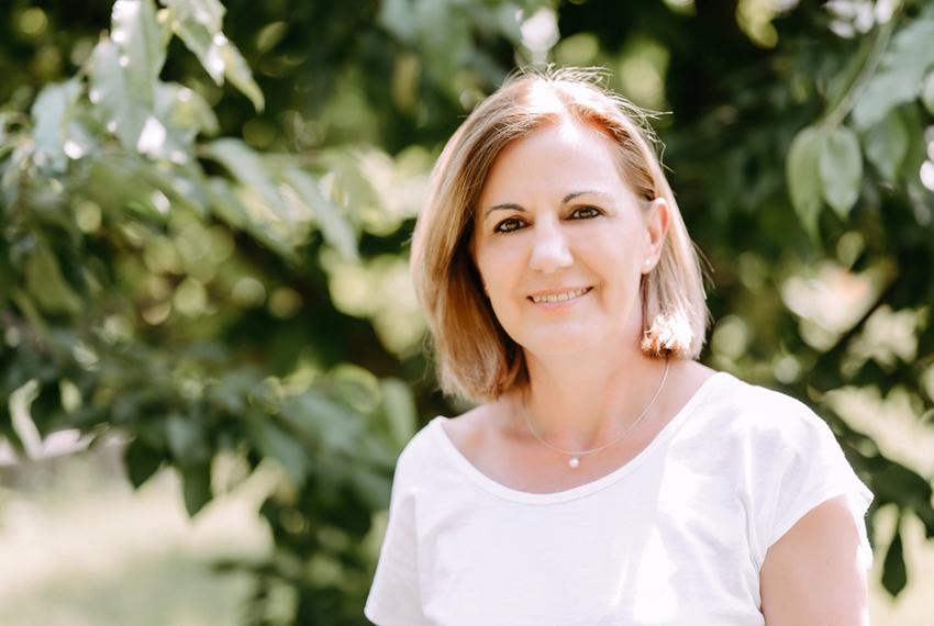 Autorin Heike WIegand // Onkologische Kosmetikerin