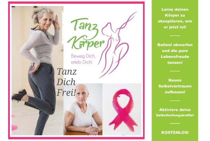 Tanzkörper // Kostenloser Tanzworkshop am 24.10.2021